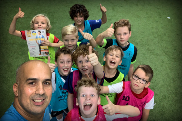 Voetbalclinics in Eindhoven